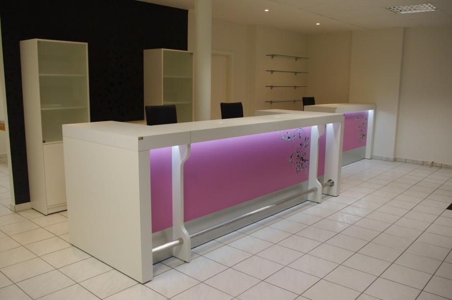 Furniture For Shops Zebrano Baldai